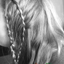 ladder braid:)