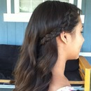 Easy braid !(; ^,^ <333