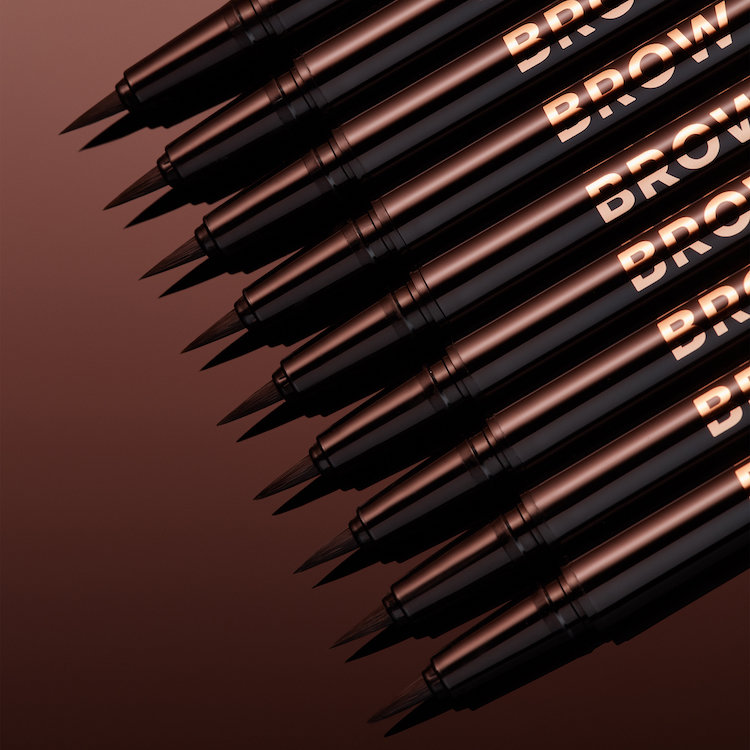 Alternate product image for Micro-Stroking Detailing Brow Pen shown with the description.