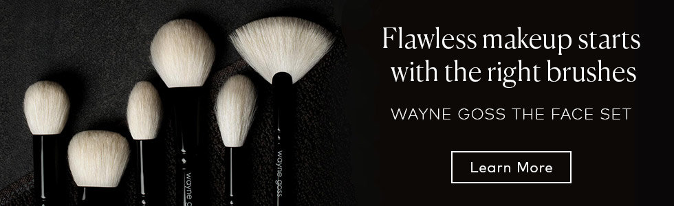 Wayne Goss The Face Set
