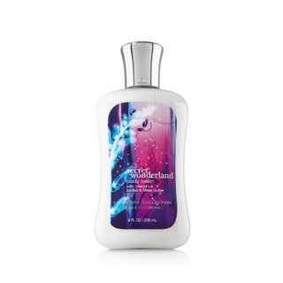 Bath & Body Works Signature Collection Body Lotion Secret Wonderland