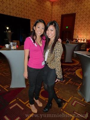 with Christina of Beautylish!