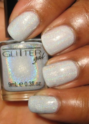 Glitter Gal Light As A Feather