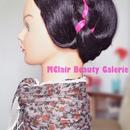 Ribbon Braided Headband (Style 2)