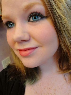 Saturday Makeup. ♥