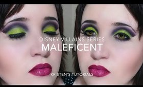 Disney Villains Inspired Series - Maleficent Look