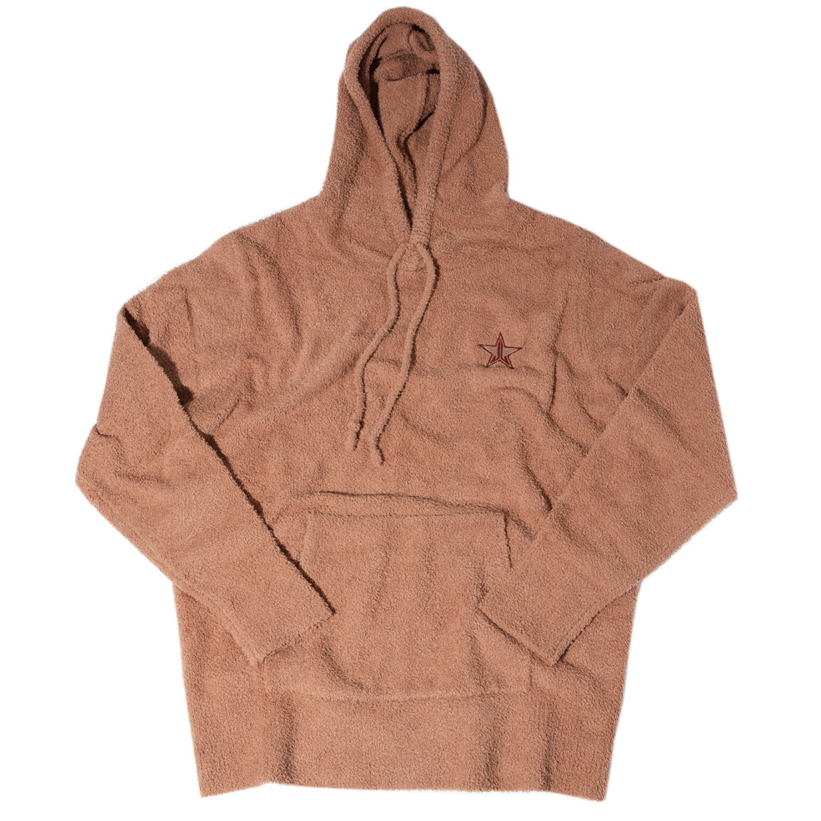 Jeffree Star Cosmetics Tan Teddy Pullover Small alternative view 1 - product swatch.