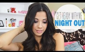 Get Ready With Me - NIGHT OUT!