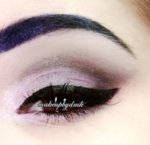 *Not listed in the product list are the Palladio Silk FX palettes. I used these for most of the look. 'Cirque d'amour' and 'Femme Fatale'
