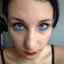 Agent Coulson inspired make up