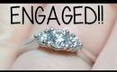I'm ENGAGED!!!!
