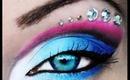 Blue Pink Crystal