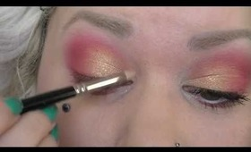 Roxy Rouge - Summer Inspired Tutorial