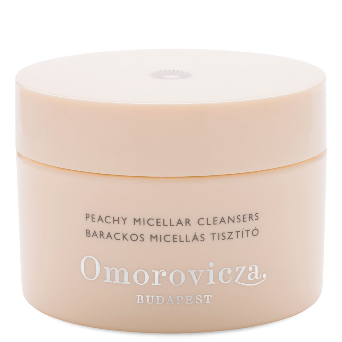 Omorovicza Peachy Micellar Cleansers alternative view 1 - product swatch.