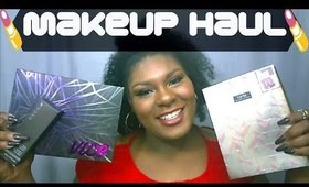 Makeup Haul   Tarte, Urban Decay, Becca & More!   Jessibaby901