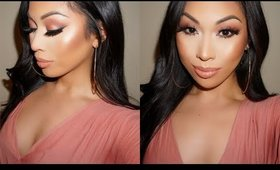 Summer Bronze Glow Makeup Tutorial