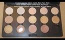 Mac Eyeshadow Palette Set Up