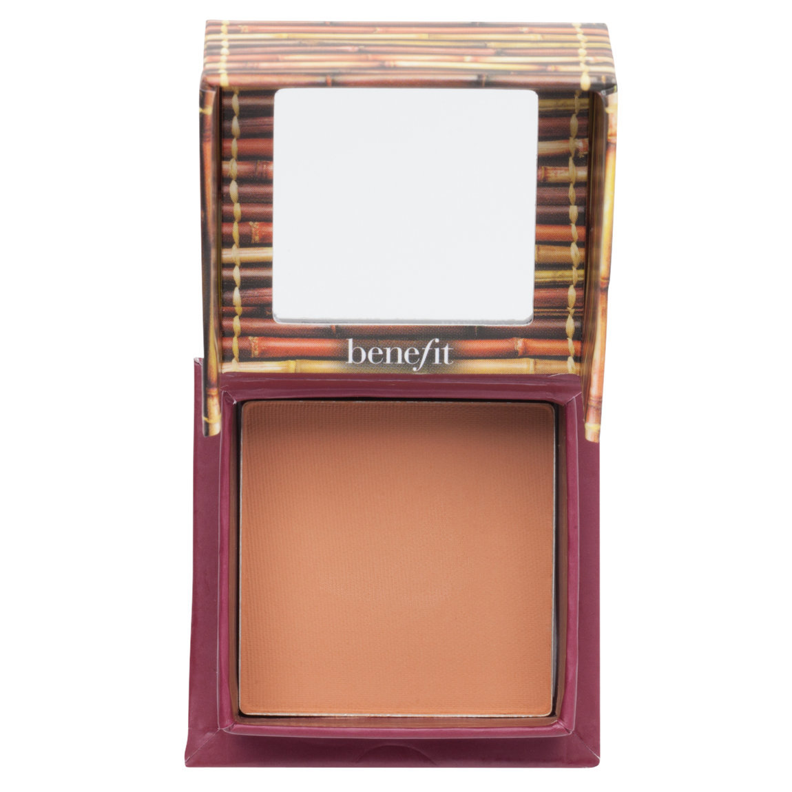 Benefit Cosmetics Hoola Matte Bronzer Mini product swatch.
