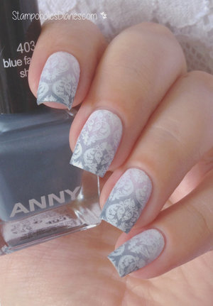 http://stampoholicsdiaries.com/2015/05/28/damask-nail-art-with-anny-born-pretty-and-essence/