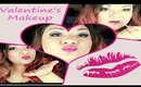 Valentines Day Look & Lip Lava Review Covergirl