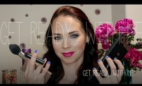 GRWM: All Products, Step-by-Step! [2.26.14]