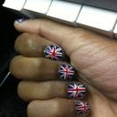 my British nails
