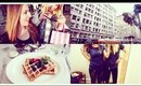 Birthday Brunch with Keith | LA // Newport | Shopping with Graice | VLOG | Ashley Engles