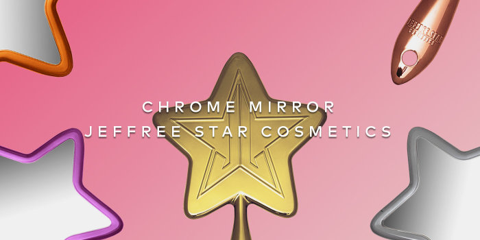 Shop Jeffree Star Cosmetics' Chrome Mirrors on Beautylish.com
