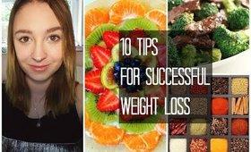 10 Weight Loss Tips | Get A Bikini Body | 2014