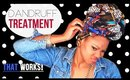 Itchy Scalp & Dandruff Removal Treatment that WORKS!