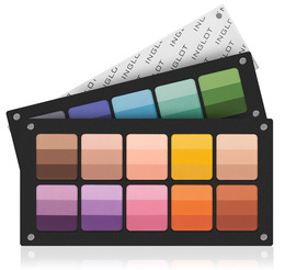 Inglot's New Rainbow Eye Shadow Collection