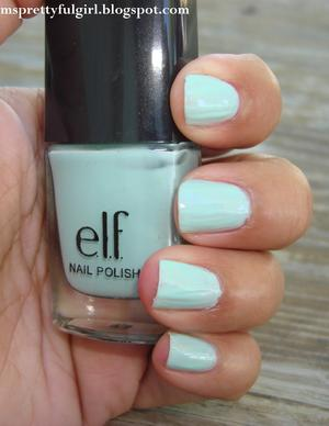Nail Polish Collection: E.L.F. http://msprettyfulgirl.blogspot.com/2012/09/nail-polish-collection-elf.html