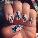 Trippy Floral