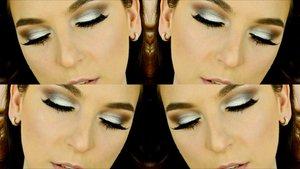 makeup tutorial using colourpop shock shadow