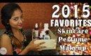 2015 FAVORITES! Skincare, Perfume & Drugstore Make up