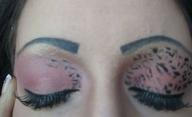 How To: Leopard Eye