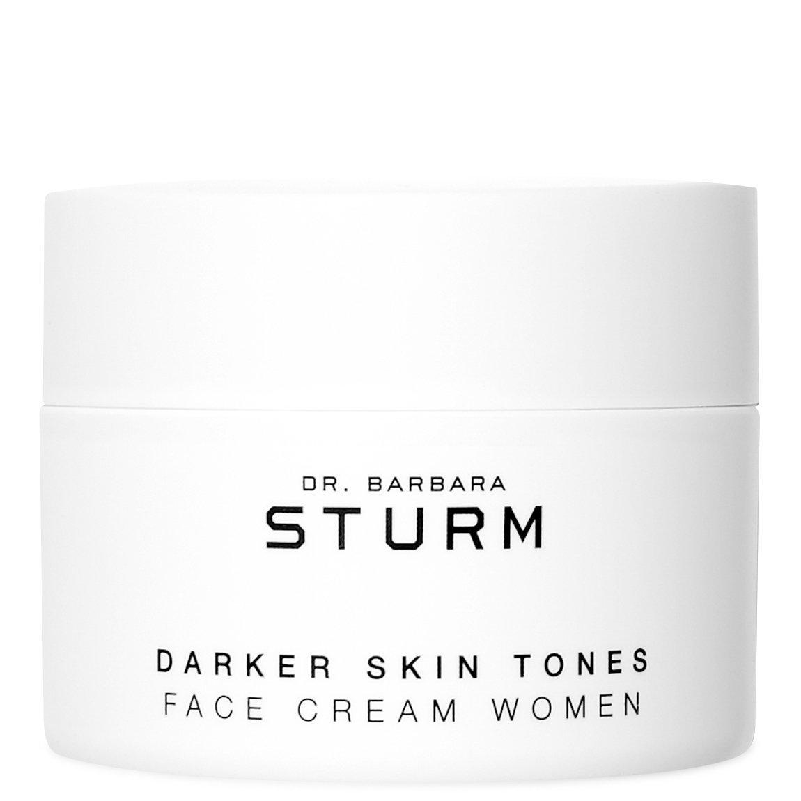 Dr. Barbara Sturm Darker Skin Tones Face Cream product swatch.