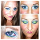 Seahawks makeup