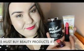 5 Must Buy Beauty Products March 2015   MakeupByLaurenMarie