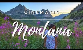 GLACIER NATIONAL PARK MONTANA | [What To Do In Montana] 🐙