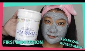 Peel Off Charcoal Modeling Mask | First Impression