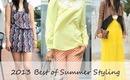 Stylehaul's Best of Summer Style