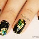 Easy Mosaic Nails