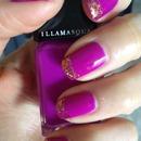 Illamasqua Nail color.