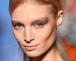 Etro Makeup, Milan Fashion Week S/S 2012