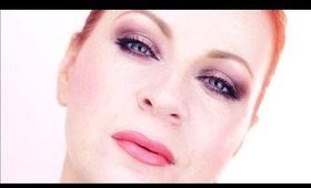 Get Ready With Me: Burgundy Smokey Eyes for Daytime Makeup