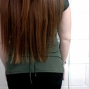 Hair length, Tailbone