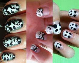 Trend Alert: Panda Nails