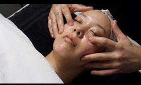 Relaxing Meditation Massage Facial Treatment with Cosmedix