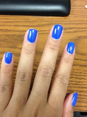 Sally Hansen Xtreme Wear in Pacific Blue